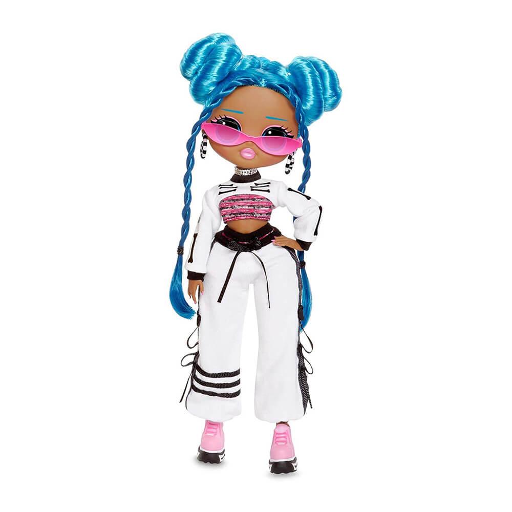 Большая кукла LOL Surprise OMG Chillax Fashion Doll с 20 сюрпризами (3 серия) - 3